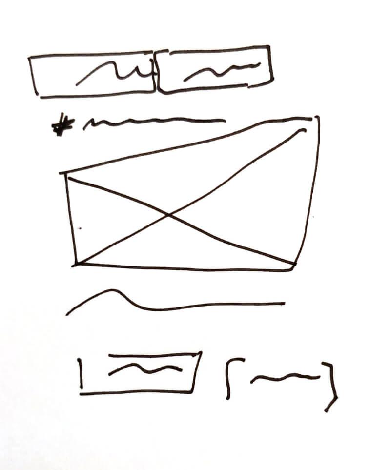 Sketch Drawing - Not OK