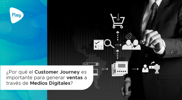 ?Cómo afecta el Customer Journey la captación de leads a través de Medios Digitales?
