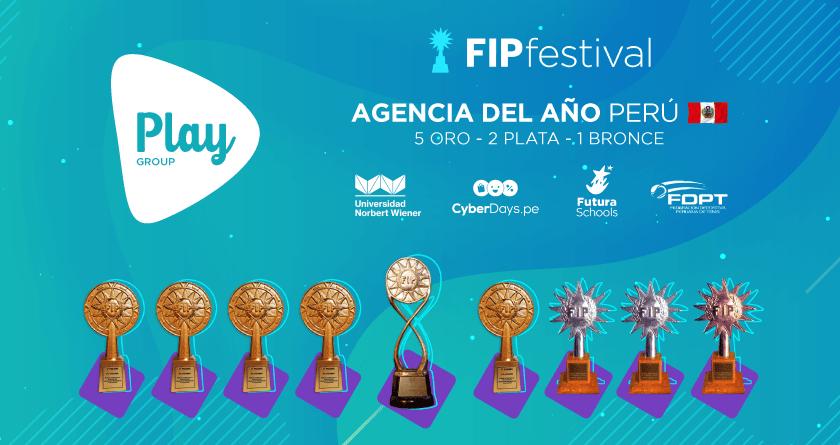 FIP 2020: Somos galardonados como la Agencia del año en Perú