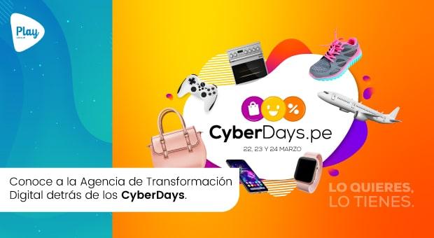 Conoce a la Agencia de Transformación Digital detrás de los CyberDays