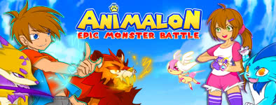 Play free game Animalon : Epic Monster Battle