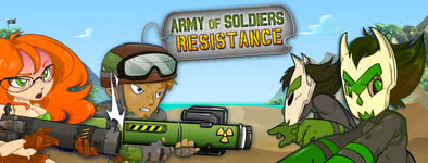 Play free game Army of Soldiers : Resistance