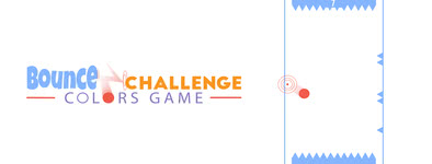 Play free game Bounce challenge : Colors Game