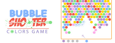 Play free game Bubble Shooter : Colors Game