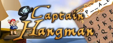 Play free game Captain Hangman