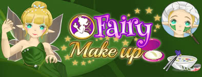 Play free game Fairy make up