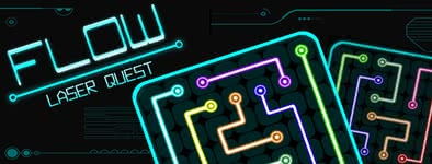 Play free game Flow Laser Quest
