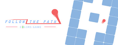 Play free game Follow the path : Colors Game
