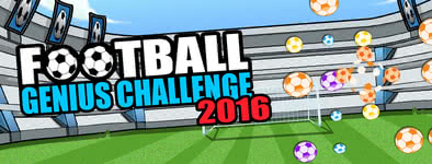 Play free game Football Genius challenge 2016