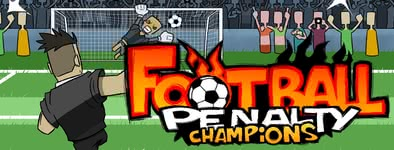 Play free game Football Penalty Champions