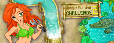 Play free game Jungle Plumber Challenge 2