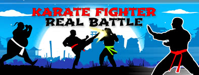 Play free game Karate Fighter : Real battles