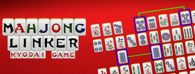 Play free game Mahjong Linker : Kyodai Game