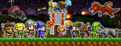 Play free game Mini Guardians: Castle Defense