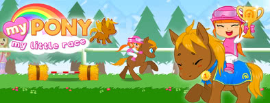 Play free game My Pony : My Little Race