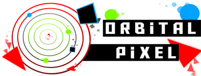 Play free game Orbital Pixel