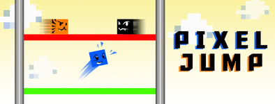Play free game Pixel Jump