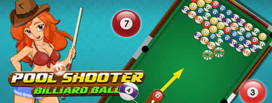 Play free game Pool Shooter : Billiard Ball