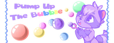Play free game Pump up the Bubble
