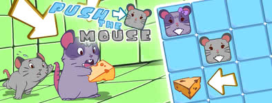 Play free game Push the mouse