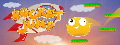 Play free game Rocket Jump