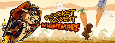 Play free game Rocket rodent nightmare