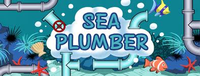 Play free game Sea Plumber