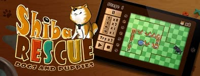 Play free game Shiba rescue : dogs and puppies