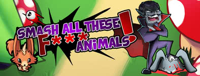 Play free game Smash all these F... animals