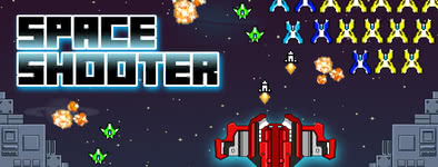Play free game Space Shooter