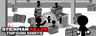 Play free game Stickman Killer: Top gun Shots