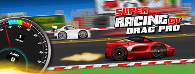Play free game Super Racing GT : Drag Pro