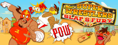 Play free game Super Wrestlers : Slaps' Fury