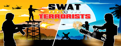 Play free game SWAT FORCE vs TERRORISTS