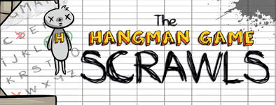 Play free game The hangman game : Scrawl