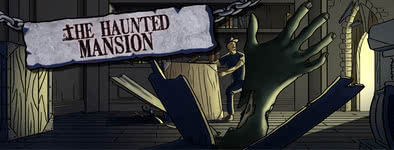 Play free game The Haunted Mansion