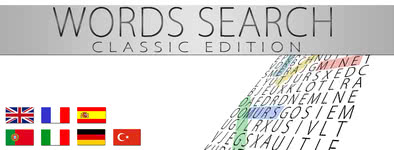 Play free game Words Search Classic Edition