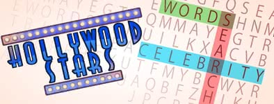 Play free game Words Search : Hollywood Search