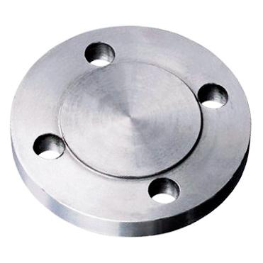 Заглушка стальная фланцевая 80 10 (16) атм.