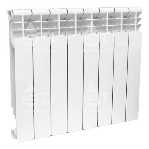 Алюминиевый радиатор STI THERMO RUS 500 80 8 секций
