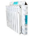 Алюминиевый радиатор STI 500 80 8 секции- фото 1