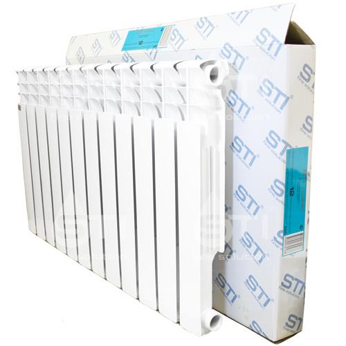 Алюминиевый радиатор STI 500 80 12 секции