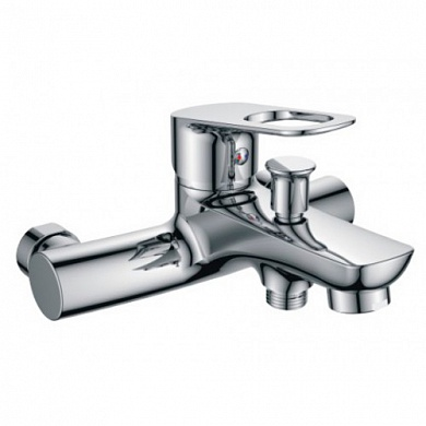 HB60147, Смеситель для ванны короткий излив