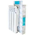 Алюминиевый радиатор STI 500 80 4 секции- фото 1
