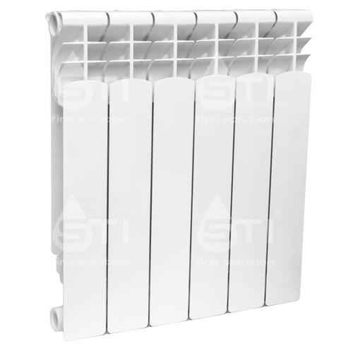 Алюминиевый радиатор STI THERMO RUS 500 80 6 секций