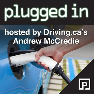 Plugged In Hosted by Driving.ca's Andrew McCredie Cover