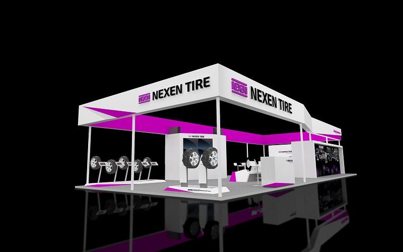 nexen tire italia debutta ad autopromotec con il nuovo. Black Bedroom Furniture Sets. Home Design Ideas
