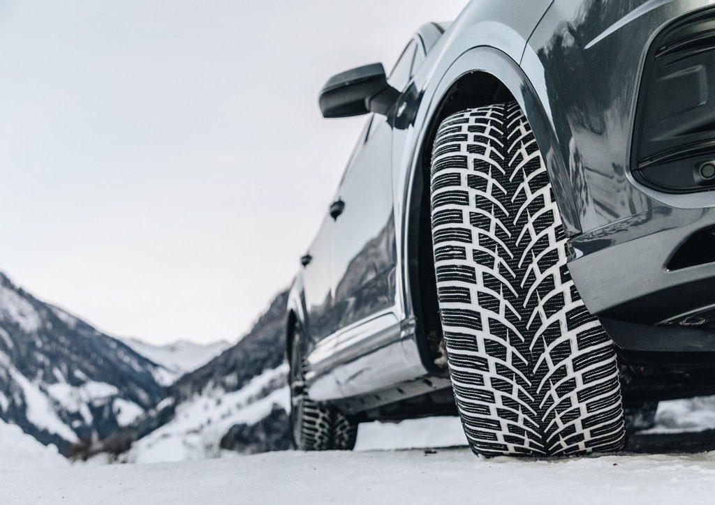 Nokian presenta il nuovo WR SUV 4