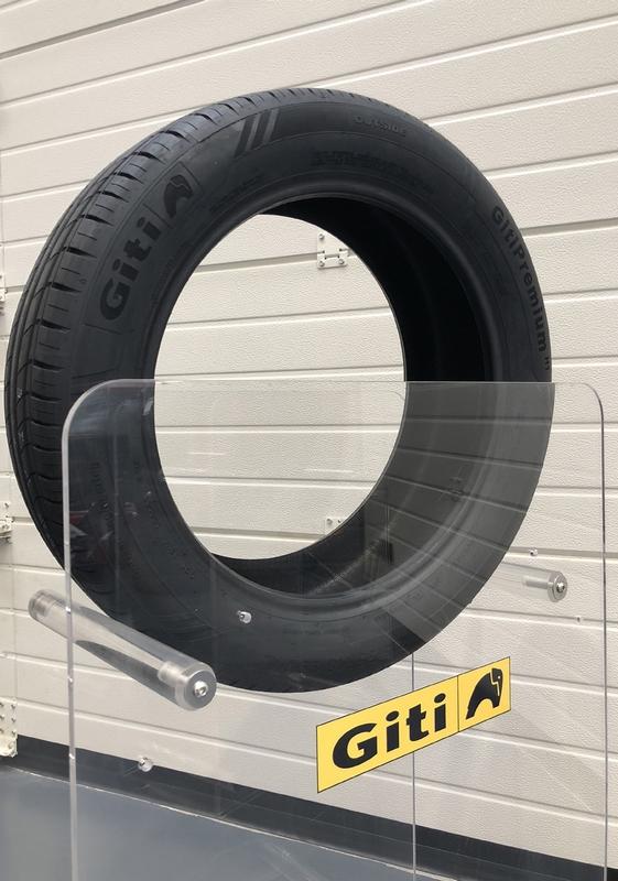 Contrordine: Giti Tire rimane in esclusiva a Magri Gomme