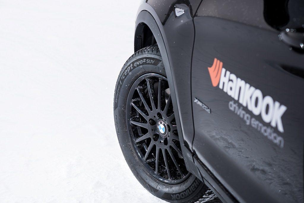 Nuovo primo equipaggiamento premium con Hankook Ventus S1 evo² SUV e winter i*cept evo² SUV